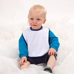 Baby Lätzchen zum selbst gestalten mit Spruch oder Foto