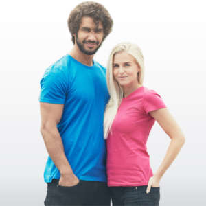 organic shirt bedrucken lassen